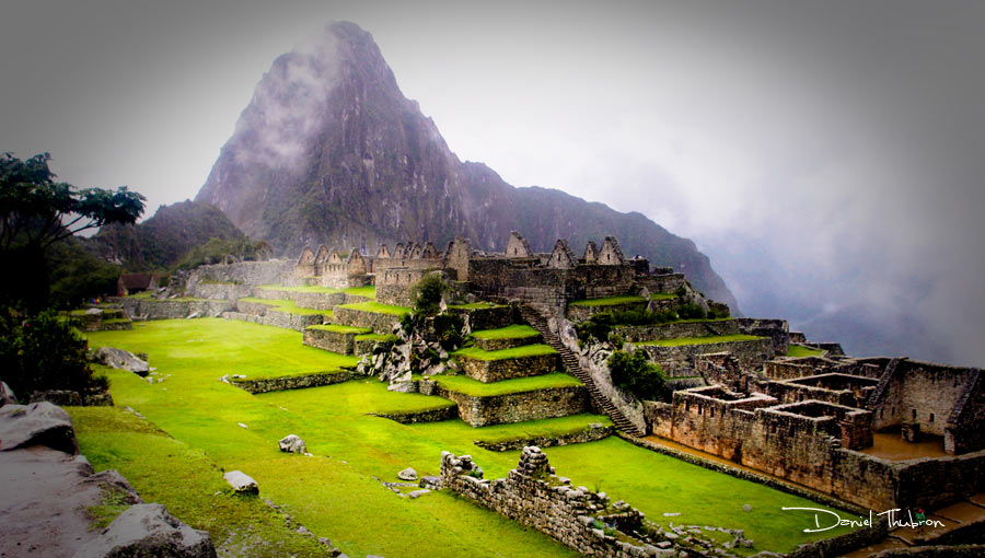 Machu Picchu, Peru. Photography by Daniel Thubron